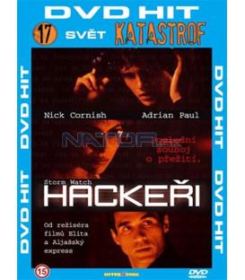 Hackeři  (Storm Watch) DVD