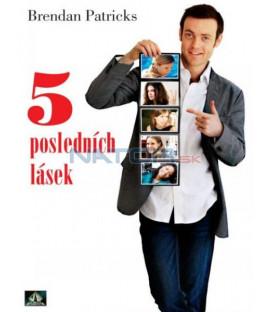 5 POSLEDNÍCH LÁSEK   (MY LAST FIVE GIRLFRIENDS) DVD