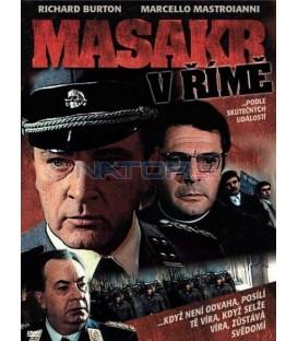MASAKR V ŘÍMĚ   (RAPPRESAGLIA) DVD
