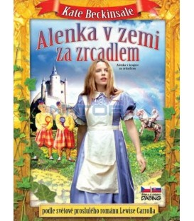 ALENKA V ZEMI ZA ZRCADLEM   (Alice Through the Looking Glass) DVD