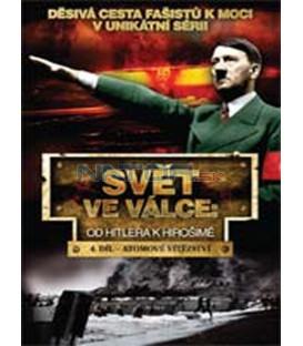 Svět ve válce: Od Hitlera k Hirošimě – 4. DVD – SLIM BOX