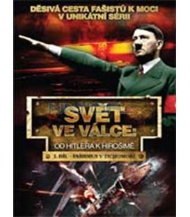 Svět ve válce: Od Hitlera k Hirošimě – 3. DVD – SLIM BOX