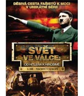 Svět ve válce: Od Hitlera k Hirošimě – 2. DVD – SLIM BOX