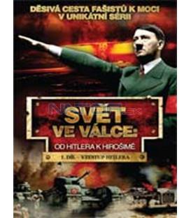 Svět ve válce: Od Hitlera k Hirošimě – 1. DVD – SLIM BOX