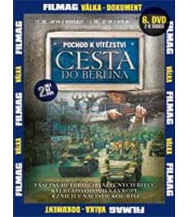 Pochod k vítězství - Cesta do Berlína 6. DVD (March to Victory: Road to Berlin)