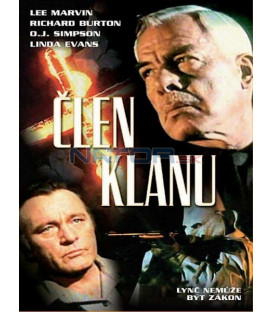Člen klanu (Klansman, The) DVD