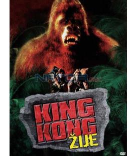 King Kong žije (King Kong Lives) DVD