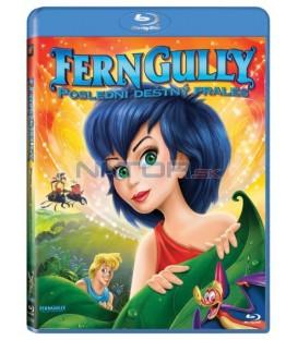FernGully - Poslední deštný prales Blu-ray