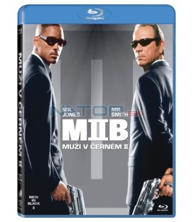 Muži v černém II   ( Men in Black II ) Blu-ray
