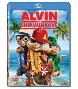 Alvin a chipmunkové 3 - Blu - Ray ( Alvin and the Chipmunks: Chip-Wrecked )