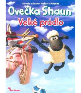 Ovečka Shaun - Shaun 5 Velké prádlo DVD