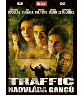 Traffic 2000 - Nadvláda gangu (Traffic) DVD