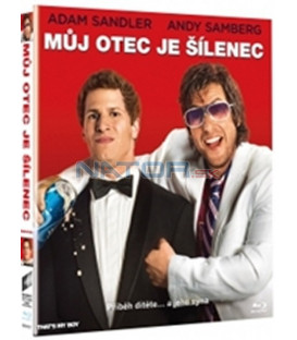 Můj otec je šílenec ( Thats My Boy ) 2012 - Blu-ray