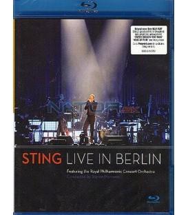 Sting - Live In Berlin /DTS/ BLU-RAY
