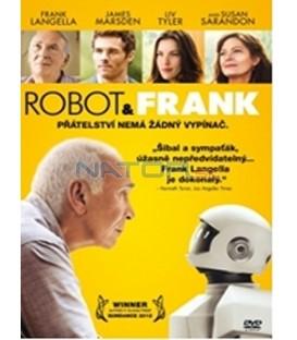 Robot a Frank ( Robot and Frank ) DVD