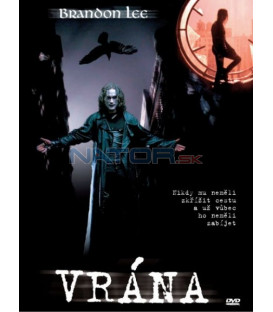 Vrána (Crow, The) DVD
