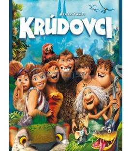 Krúdovci / CROODSOVI / (The Croods) DVD