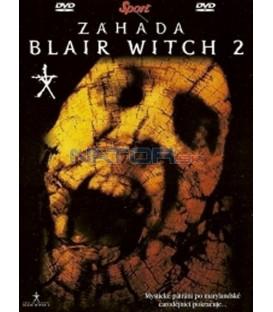 Záhada Blair Witch 2 (Book of Shadows: Blair Witch 2) DVD