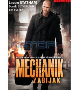 Mechanik zabiják DVD