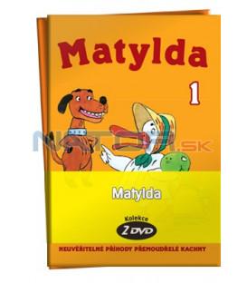 Matylda   - kolekce  2 DVD