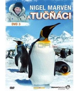 Nigel Marven a tučňáci 3   (Nigel Marven)