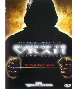 Sleduje tě vrah! (Watcher, The) DVD