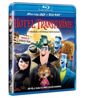 Hotel Transylvánie BD3D