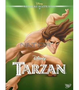 Tarzan - Edice Disney klasické pohádky 9. DVD