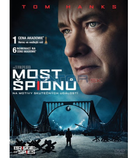 Most špiónů (Bridge of Spies) DVD