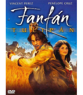 Fanfan Tulipán (Fanfan La Tulipe) DVD