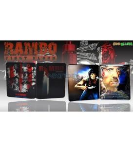 Rambo (First Blood) Blu-ray STEELBOOK
