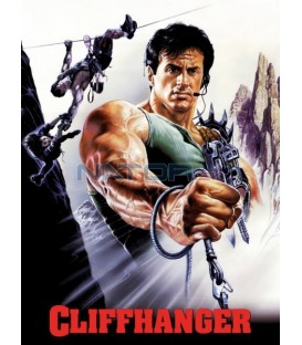 Cliffhanger Blu-ray STEELBOOK
