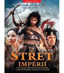 STŘET IMPÉRIÍ DVD (Malay Chronicles: Bloodlines)