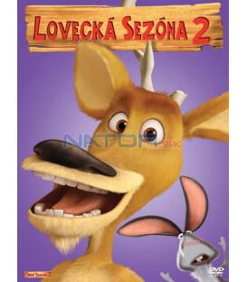 Lovecká sezóna 2 (Open Season 2) DVD Big Face