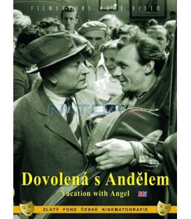 Kolekce 3 DVD Anděl -Dovolená s Andělem, Anděl na horách, Perličky na dně