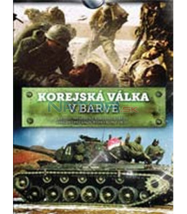 Korejská válka v barvě (Korean War: In Color ) – SLIM BOX