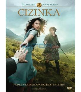 Cizinka (Outlander) - 1. série Kolekce 6DVD, 16 dílů