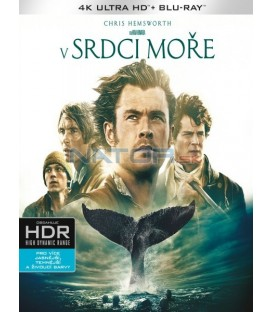 V srdci moře (In the Heart of the Sea) UHD+BD - 2 x Blu-ray