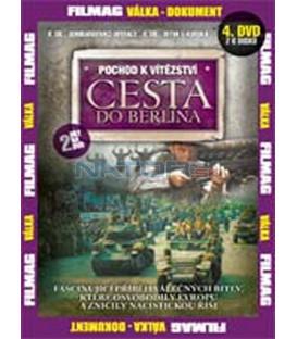 Pochod k vítězství - Cesta do Berlína 4. DVD (March to Victory: Road to Berlin)