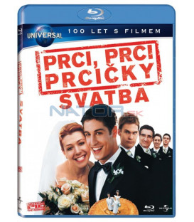 Prci, prci, prcičky 3: Svatba - Blu-ray  ( American Pie: The Wedding )2003