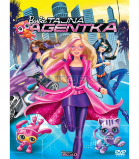 BARBIE: TAJNÁ AGENTKA (Barbie: Spy Squad) DVD