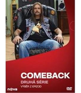Comeback - 4 DVD kolekce 2 / 2010