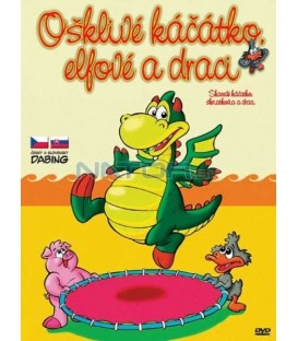 Ošklivé káčátko, Elfové a draci (Ugly Duckling in Tales of Elves and Dragons) DVD