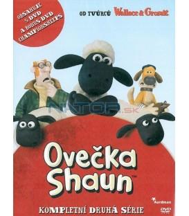 Ovečka Shaun - Kompletní 2. série - 6DVD
