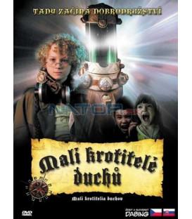 Malí krotitelé duchů (Totenwackers, The) DVD