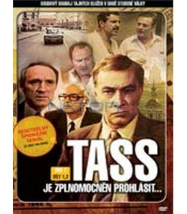 TASS je zplnomocněn prohlásit... – 1. DVD