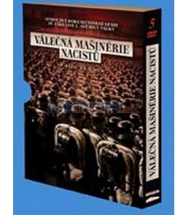 Kolekce Válečná mašinérie nacistů - 5 DVD (War Machines: Nazi)