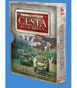 Kolekce Cesta do Berlína - 6 DVD (March to Victory: Road to Berlin)