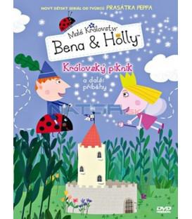 Malé království Bena a Holly - Královský piknik  (Ben and Holly´s Little Kingdom)