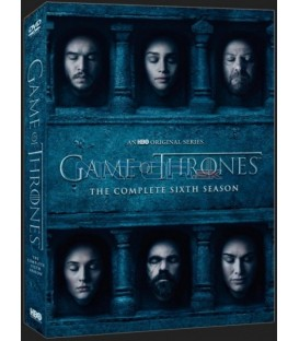Hra o trůny 6. série 5 X DVD (Game of Thrones Season 6)